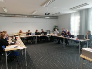 Learning Teaching Training Event Graz